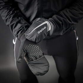 GripGrab Running Thermo Windproof Touchscreen Gloves Black